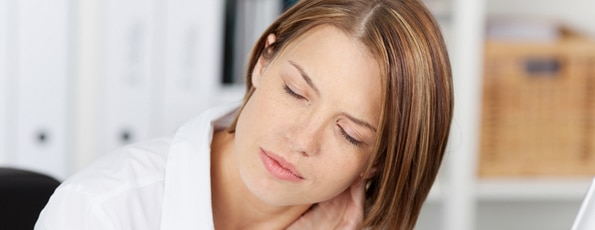 Chiropractic Treatment for Neck Pain
